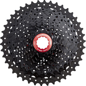 SunRace CSMX3 Cassette 10-speed, black